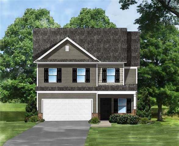 750 Rocky Ridge Circle, Seneca, SC 29678 (MLS #20243082) :: Les Walden Real Estate