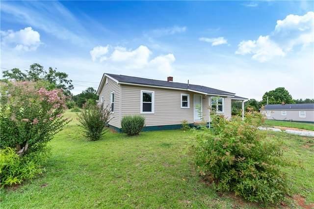 307 Brentwood Drive, Seneca, SC 29678 (MLS #20243091) :: Lake Life Realty