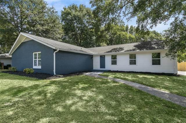 7 Randy Drive, Taylors, SC 29687 (MLS #20243099) :: Les Walden Real Estate