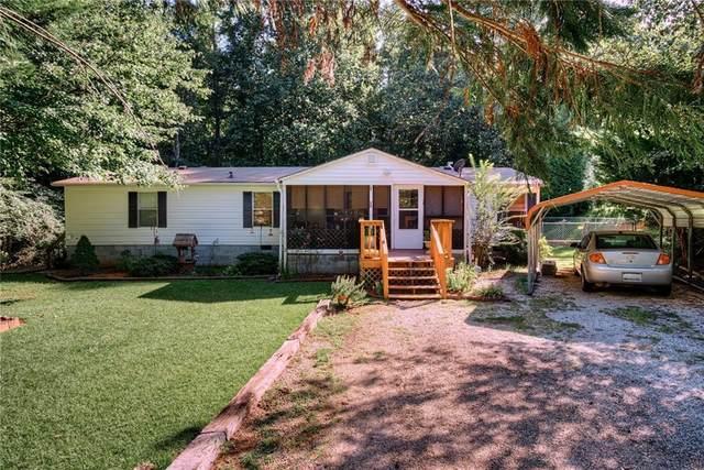 469 N Pond Fork Road, Westminster, SC 29693 (#20243122) :: Expert Real Estate Team