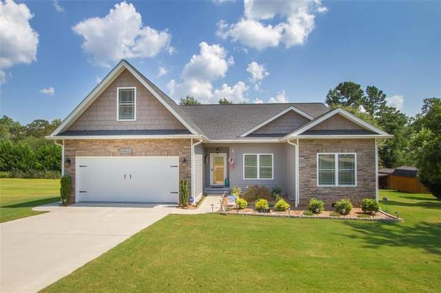 207 Arnold Drive, Anderson, SC 29621 (MLS #20243134) :: Les Walden Real Estate