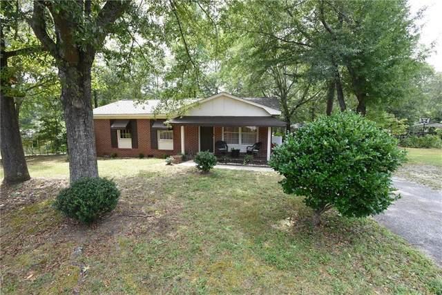 Bruce Hill Bruce Hill Boulevard, Seneca, SC 29678 (MLS #20243153) :: Les Walden Real Estate