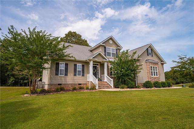 103 Silver Crest Drive, Central, SC 29630 (MLS #20243160) :: The Powell Group