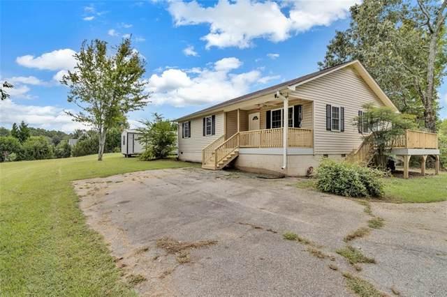 1155 Lake Jemiki Road, Walhalla, SC 29691 (MLS #20243167) :: The Freeman Group