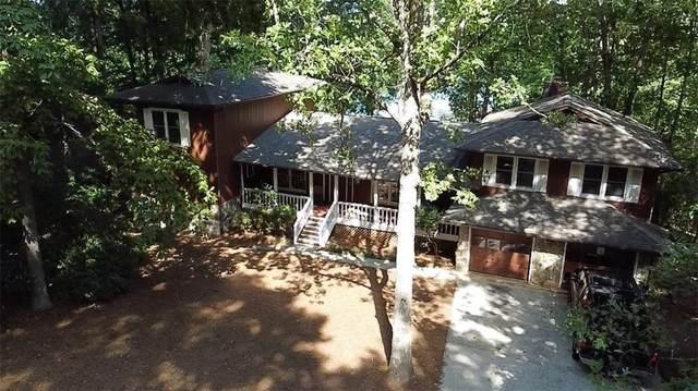 131 Lindos Drive, Seneca, SC 29678 (MLS #20243179) :: Les Walden Real Estate