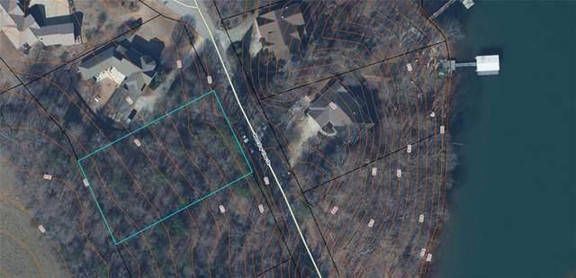 Lot 25 W Bay View Drive, Seneca, SC 29672 (MLS #20243190) :: Les Walden Real Estate