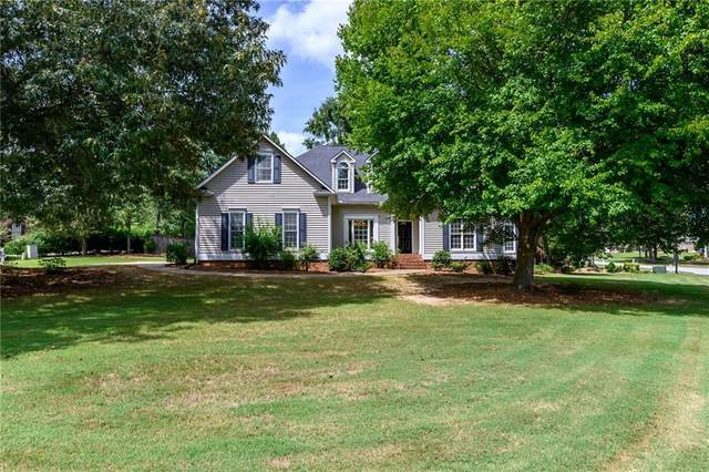 102 Amberly Court, Easley, SC 29642 (MLS #20243199) :: Tri-County Properties at KW Lake Region
