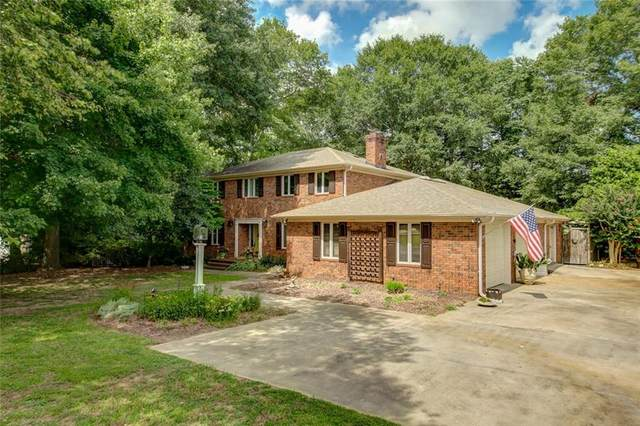 407 Inverness Way, Easley, SC 29642 (MLS #20243210) :: Les Walden Real Estate