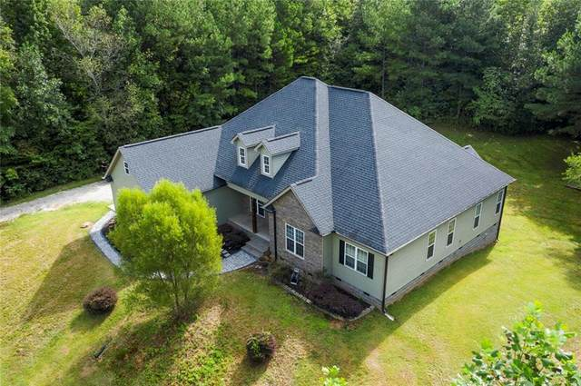 155 Blackberry Hill Lane, Walhalla, SC 29691 (MLS #20243212) :: Les Walden Real Estate