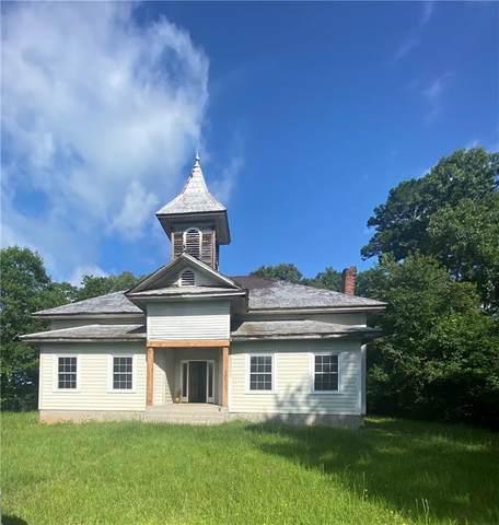 336 Allgood Bridge Road, Pickens, SC 29671 (MLS #20243217) :: Les Walden Real Estate