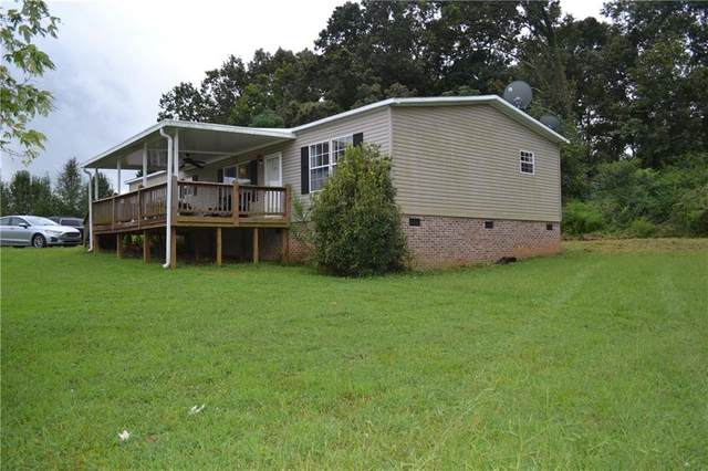 105 Country Place Circle, Seneca, SC 29678 (MLS #20243224) :: Les Walden Real Estate