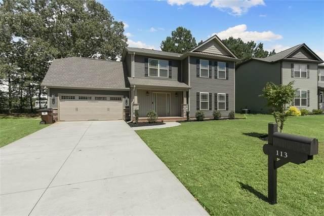 113 Tiara Ridge Lane, Duncan, SC 29334 (MLS #20243226) :: Les Walden Real Estate