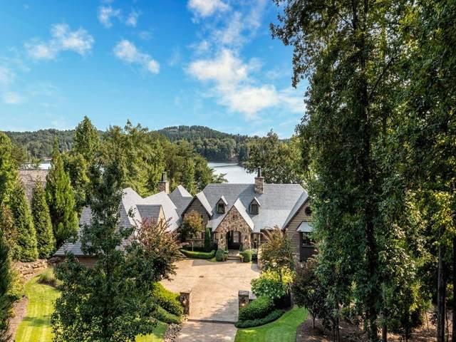 408 Palmer Way, Sunset, SC 29685 (MLS #20243235) :: Les Walden Real Estate