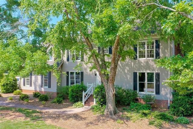 714 Rock Springs Road, Easley, SC 29642 (MLS #20243243) :: Les Walden Real Estate