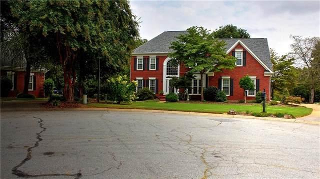 112 Parkside Drive, Anderson, SC 29621 (MLS #20243261) :: Les Walden Real Estate