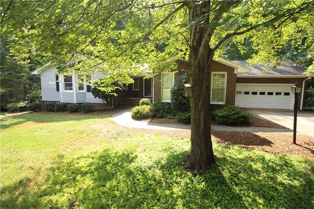 532 Squire Circle, Clemson, SC 29631 (MLS #20243268) :: Tri-County Properties at KW Lake Region