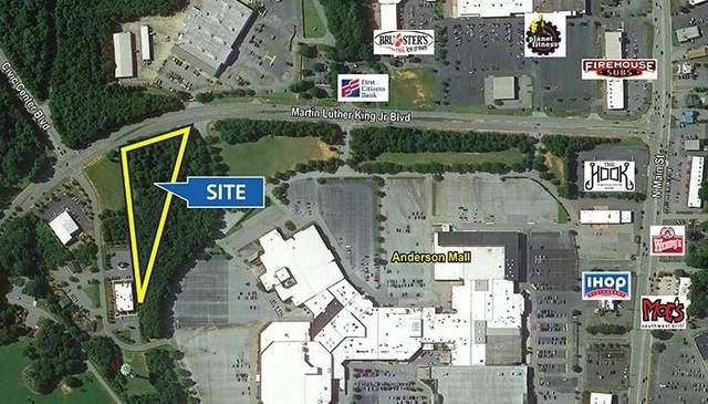 00 Martin Luther King Boulevard, Anderson, SC 29621 (#20243287) :: DeYoung & Company