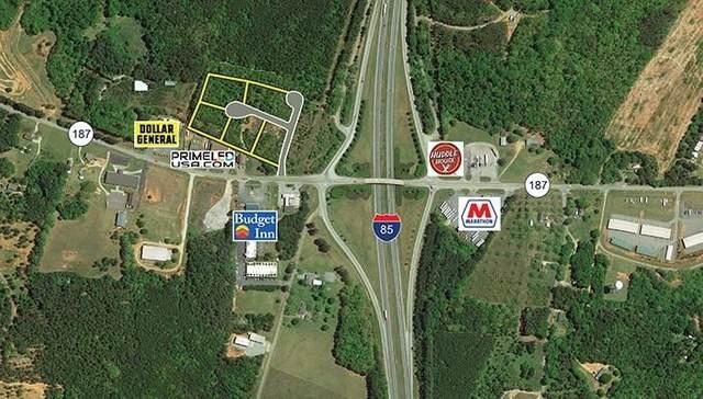 00 Highway 187 Highway, Anderson, SC 29625 (#20243291) :: DeYoung & Company