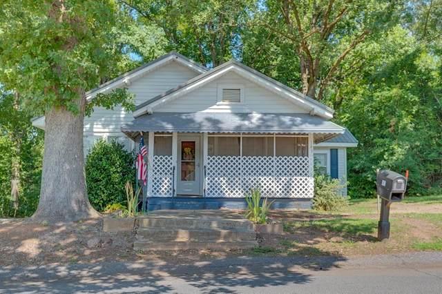 143 Woodrow Street, Pickens, SC 29671 (MLS #20243295) :: The Powell Group