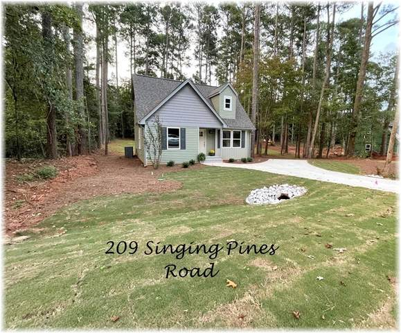 209 Singing Pines Road, Seneca, SC 29678 (MLS #20243303) :: Renade Helton