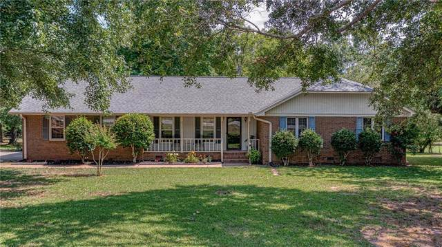 3405 Old Williamston Road, Belton, SC 29627 (MLS #20243309) :: The Powell Group