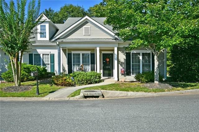 102 Heritage Drive, Pendleton, SC 29670 (MLS #20243321) :: The Powell Group