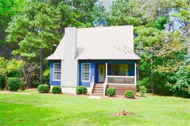 106 Shadydale Circle, Six Mile, SC 29682 (MLS #20243332) :: The Freeman Group
