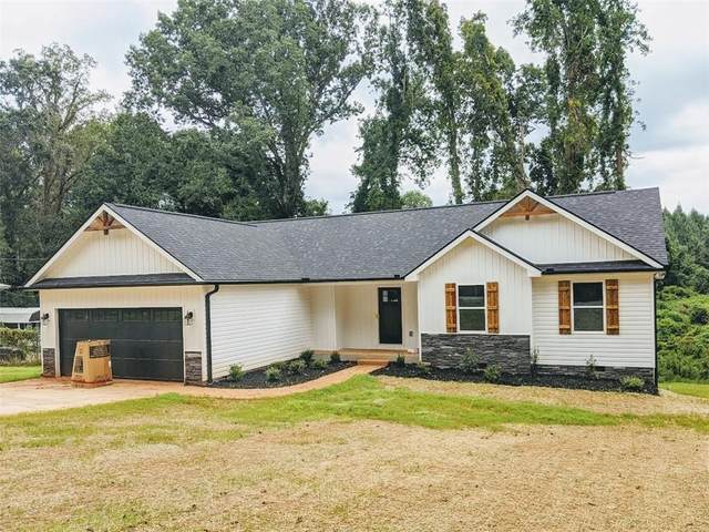 429 Nelson Drive, Anderson, SC 29621 (MLS #20243351) :: Les Walden Real Estate
