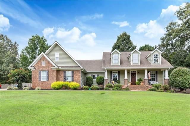 320 Edens Ridge Drive, Six Mile, SC 29682 (MLS #20243352) :: Les Walden Real Estate
