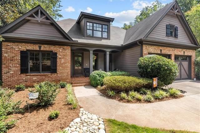 340 Grand Overlook Drive, Seneca, SC 29678 (MLS #20243353) :: Prime Realty