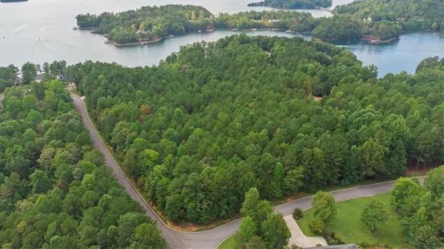 00 Island Drive, Six Mile, SC 29682 (MLS #20243359) :: The Freeman Group
