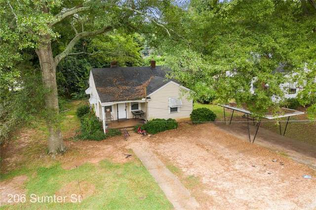 206 & 119 Sumter St. & Ashley Ave. Street, Anderson, SC 29621 (MLS #20243363) :: The Powell Group