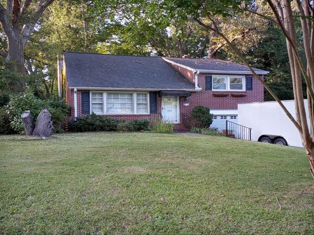 211 Forest Hill Drive, Anderson, SC 29621 (MLS #20243370) :: Les Walden Real Estate