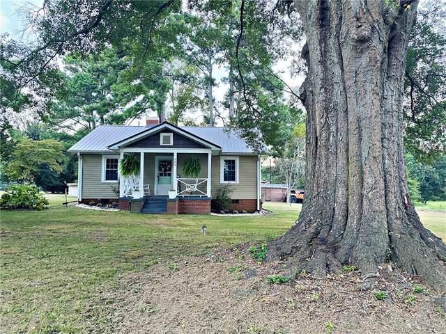 509 Beeks Road, Belton, SC 29627 (MLS #20243380) :: Les Walden Real Estate