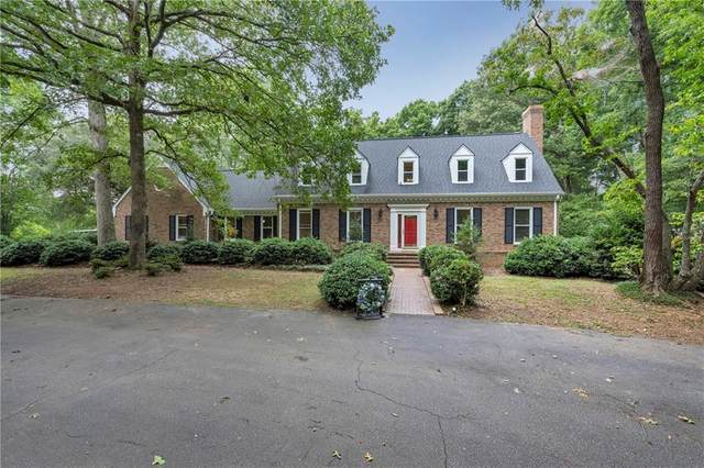 17218 Brown Avenue Extension, Belton, SC 29627 (MLS #20243398) :: The Powell Group