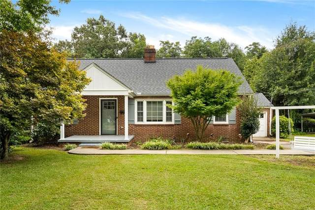 303 W Fredericks Street, Anderson, SC 29621 (MLS #20243400) :: Tri-County Properties at KW Lake Region