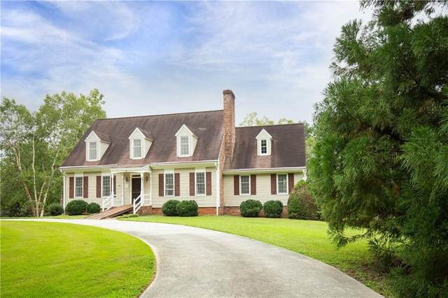 25 Mason Drive, Walhalla, SC 29691 (MLS #20243408) :: Les Walden Real Estate