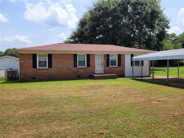 646 Woodvale Road, Anderson, SC 29624 (MLS #20243415) :: Les Walden Real Estate