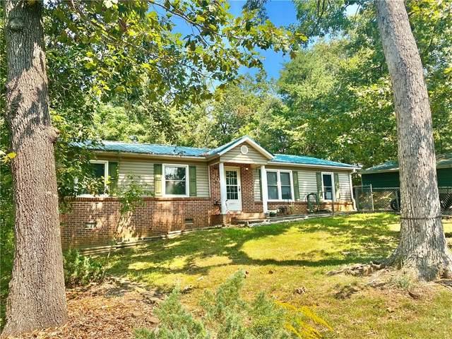 306 Lakecrest Road, Anderson, SC 29625 (MLS #20243424) :: Renade Helton