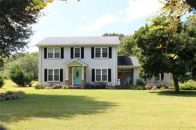 120 Heritage Lane, Easley, SC 29642 (MLS #20243427) :: Les Walden Real Estate