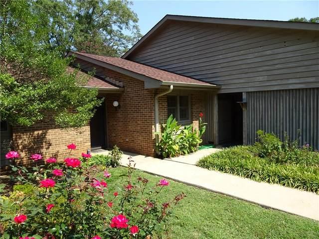 405 Bayberry Lane, Clemson, SC 29631 (MLS #20243443) :: Tri-County Properties at KW Lake Region