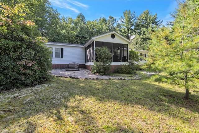 279 Village Creek Road, Mountain  Rest, SC 29664 (MLS #20243448) :: Les Walden Real Estate
