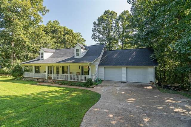 116 Golden Springs Drive, Liberty, SC 29657 (MLS #20243452) :: The Powell Group