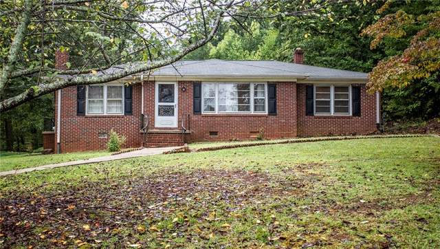 108 O'donald Lane, Pickens, SC 29671 (MLS #20243460) :: The Powell Group