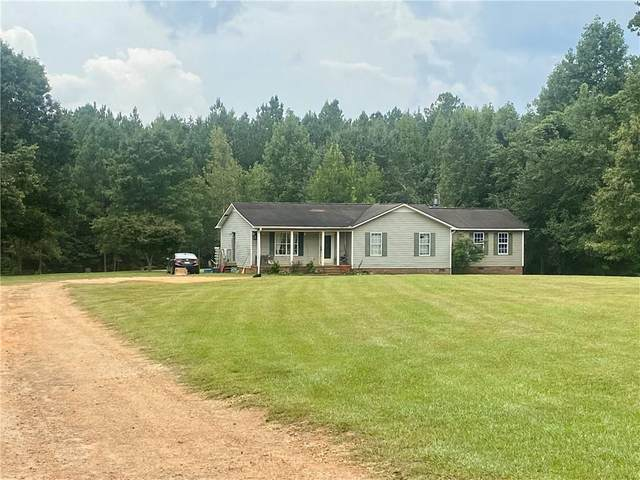 371 Mayors Drive, Walhalla, SC 29691 (MLS #20243481) :: Prime Realty