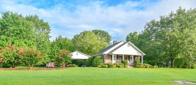 1034 W Hwy 72 Highway, Abbeville, SC 29620 (MLS #20243485) :: Lake Life Realty