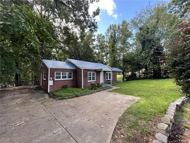 218 Friendship Road, Seneca, SC 29678 (MLS #20243500) :: Prime Realty