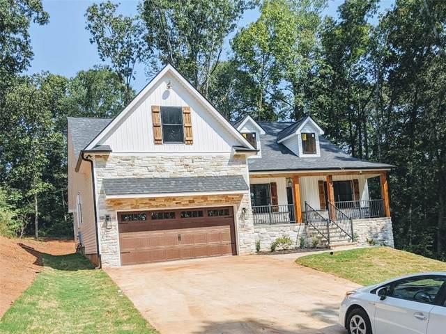 607 Robin Hood Lane, Anderson, SC 29621 (MLS #20243516) :: Lake Life Realty
