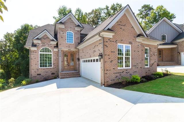 114 Courtyard Drive, Anderson, SC 29621 (MLS #20243517) :: The Freeman Group