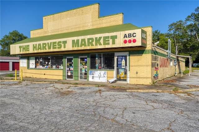 1200 Greenwood Road, Laurens, SC 29360 (MLS #20243542) :: The Powell Group
